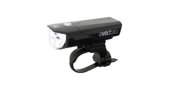 CatEye GVOLT20 HL-EL350G - Éclairage avant - noir